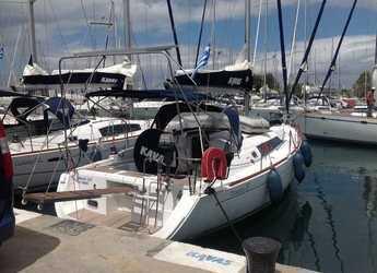 Rent a sailboat in Lefkas Nidri - Oceanis 37