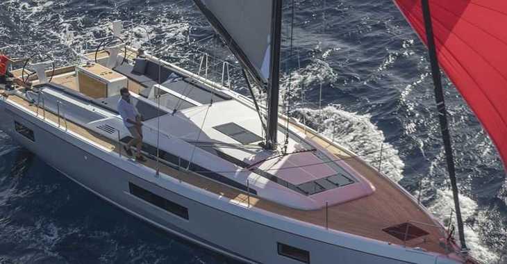 Rent a sailboat in Lefkas Nidri - Oceanis 51.1