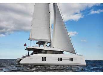 Louer catamaran à Marina Kastela - Sunreef 60