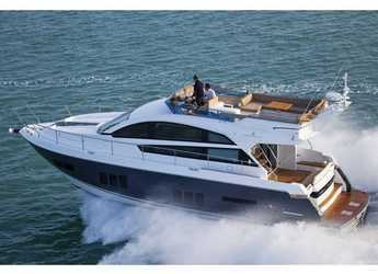 Rent a motorboat in Marina Mandalina - Fairline Squadron 42