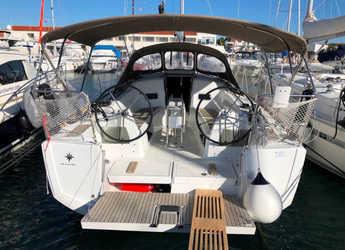 Rent a sailboat in Marina Kornati - Sun Odyssey 349