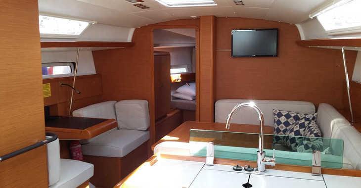 Alquilar velero Sun Odyssey 419 en Club Nautic Costa Brava, Palamos