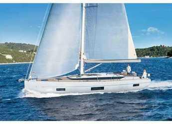Rent a sailboat in Marina Zadar - Bavaria C50 Style - AC + GEN