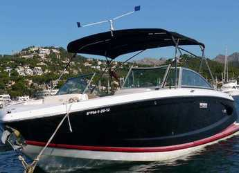 Rent a motorboat in Port d'andratx - A28