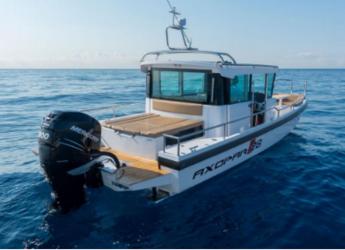 Rent a yacht in Santa Ponsa - Axopar 28 Cabin