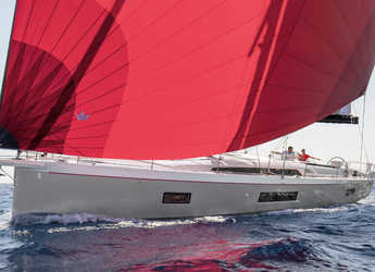 Rent a sailboat in Marina d'Arechi - Oceanis 51.1