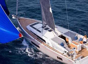 Rent a sailboat in Marina d'Arechi - Oceanis 46.1 - 4 cab