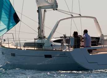 Rent a sailboat in Marina d'Arechi - Oceanis 45