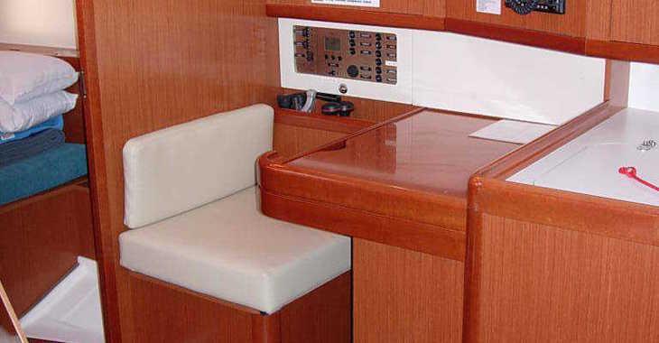 Alquilar velero Oceanis 40 en Club Nautic Costa Brava, Palamos