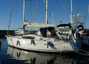 Rent a sailboat in Club Nautic Costa Brava - Oceanis 40