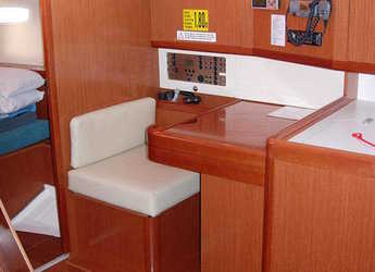 Rent a sailboat Oceanis 40 in Club Nautic Costa Brava, Palamos