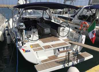Rent a sailboat in Marina di Portorosa - Oceanis 41 Style