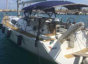 Chartern Sie segelboot in Marina di Portorosa - Oceanis 50