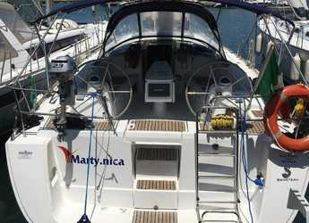 Rent a sailboat in Marina di Portorosa - Oceanis 43