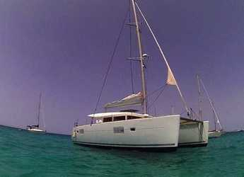 Rent a catamaran in Marina Formentera - Lagoon 400