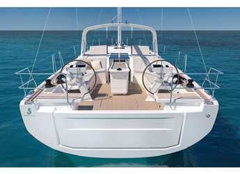 Rent a sailboat in Marina Sukosan (D-Marin Dalmacija) - Oceanis 46.1