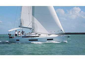 Chartern Sie segelboot in Marina Sukosan (D-Marin Dalmacija) - Sun Odyssey 440