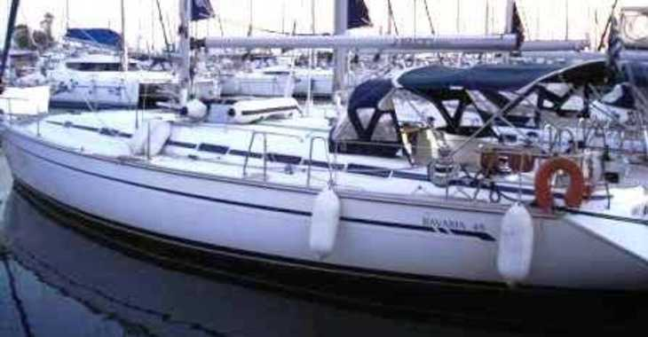 Rent a sailboat Bavaria 49 in Paroikia, Paros