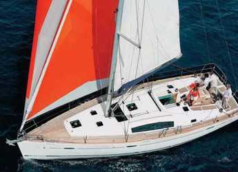 Rent a sailboat in Marina Formentera - Oceanis 43