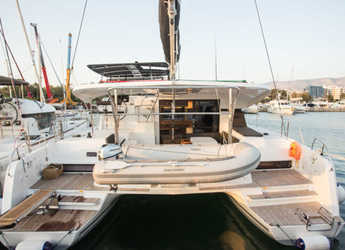 Rent a catamaran in Marina Skiathos  - Lagoon 42