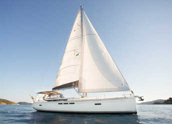 Rent a sailboat in Marina Skiathos  - Sun Odyssey 519 (AC, Gen)