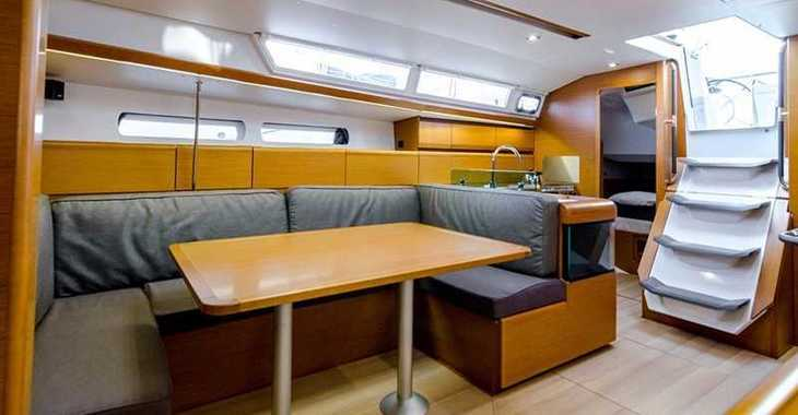 Rent a sailboat in Marina Gouvia - Sun Odyssey 449