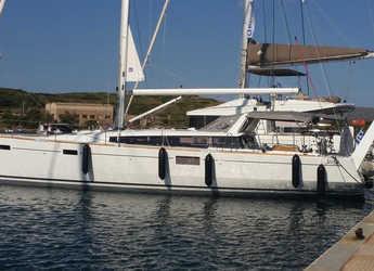 Chartern Sie segelboot in Port Lavrion - Sense 50