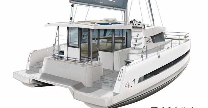 Rent a catamaran in Palm Cay Marina - Bali 4.1