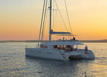 Rent a catamaran in Marina d'Arechi - Lagoon 620