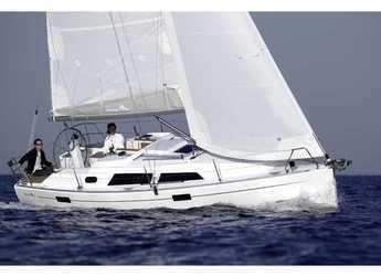 Louer voilier à Genoa - Hanse 320