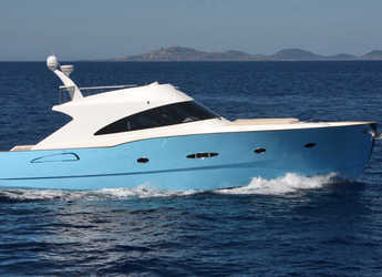 Rent a yacht in Marina di Portisco - Lobfish 57