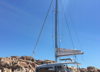 Rent a catamaran in Poltu Quatu - Marina dell'Orso - Lagoon 39