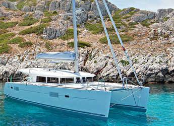 Chartern Sie katamaran in Porto Capo d'Orlando Marina - Lagoon 400 S2