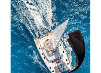 Rent a catamaran in Porto Capo d'Orlando Marina - Lagoon 52F