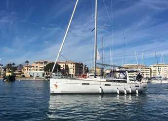 Rent a sailboat in Porto Capo d'Orlando Marina - Oceanis 45