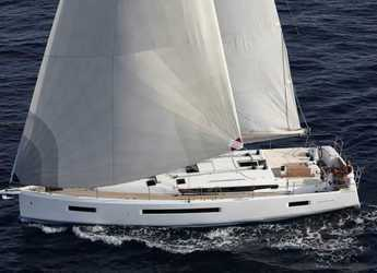 Rent a sailboat in Porto Capo d'Orlando Marina - Sun Odyssey 490