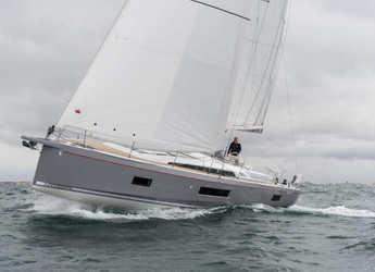 Rent a sailboat in Marina Sukosan (D-Marin Dalmacija) - Oceanis 51.1
