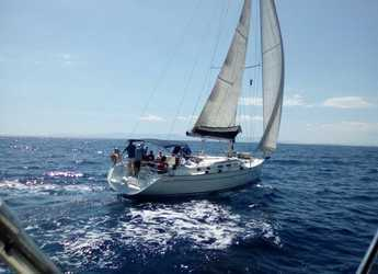 Rent a sailboat in Cagliari port (Karalis) - Cyclades 50.5