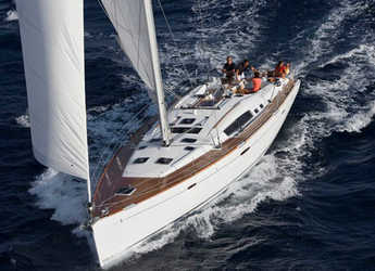 Louer voilier à Cagliari port (Karalis) - Oceanis 54
