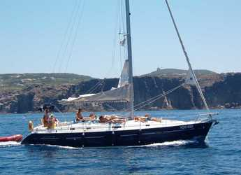 Rent a sailboat in Cagliari - Oceanis 411