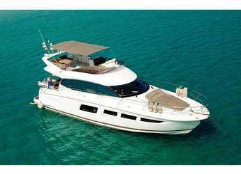 Chartern Sie motorboot in Marina di Cannigione - Prestige 500 Fly
