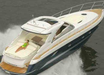 Louer bateau à moteur à Marina di Cannigione - Blu Martin 46 ST