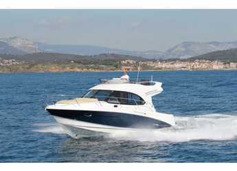 Rent a motorboat in Marina di Cannigione - Antares 32 Fly