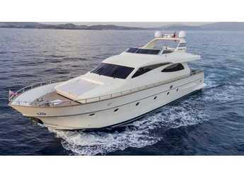 Rent a yacht in Marina di Cannigione - Canados 72