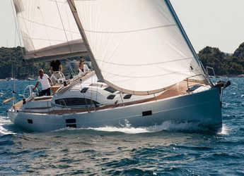 Rent a sailboat in Marina Kremik - Elan Impression 50