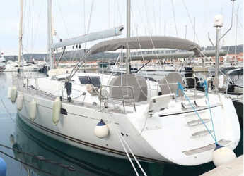 Rent a sailboat in Marina Kremik - Jeanneau 57