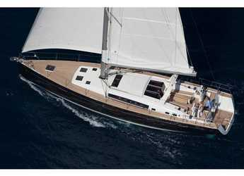 Rent a sailboat in Marina Baotić - Oceanis 58
