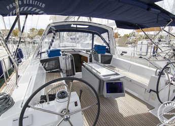 Rent a sailboat in Muelle de la lonja - Oceanis 45