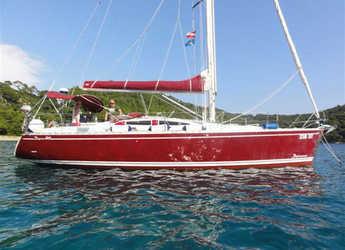 Rent a sailboat in Porto Capo d'Orlando Marina - Delphia 40