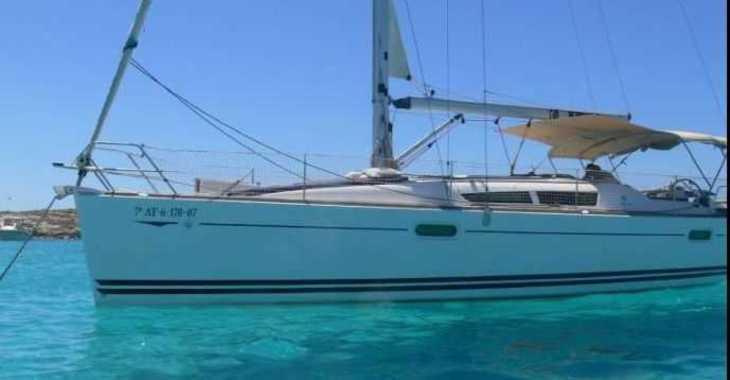 Rent a sailboat in Playa Talamanca - Jeanneau Sun Odyssey 39i